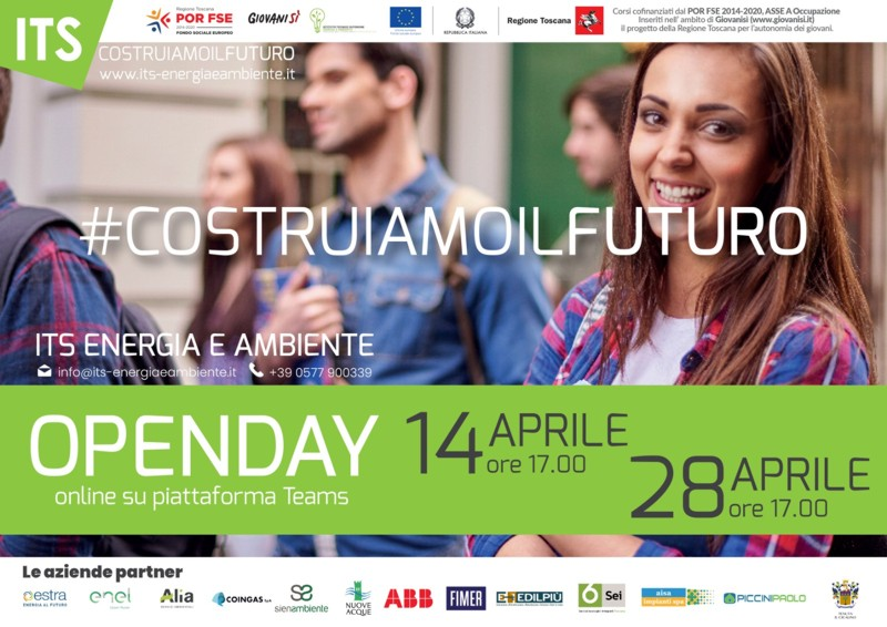 Openday ITS 14 28 Aprile 21